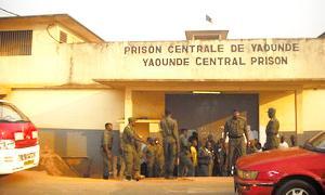 Carine était emprisonnée dans la prison centrale de Yaoundé.