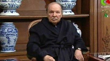 Le Président de l'Algérie Abdelaziz Bouteflika (Photo des nouvelles du BBC)