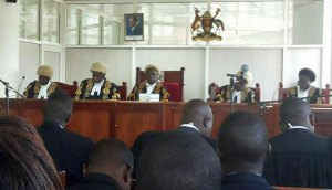 Cour constitutionnelle de l'Ouganda (Photo de Maurice Tomlinson / Facebook)