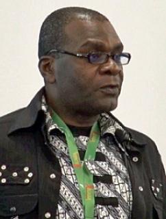 Parfait Behen, président d'Alternatives Cameroun (Photo de Seronet.info)