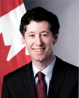 René Cremonese,  Haut-Commissaire du Canada au Cameroun (Photo: Twitter)