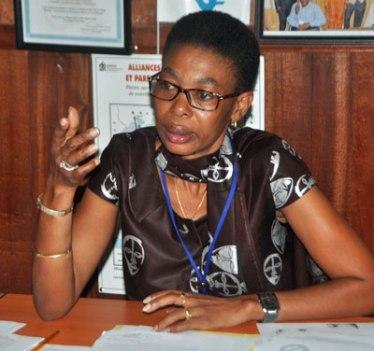 Maximilienne Ngo Mbe, directeur exécutif du REDHAC (Photo de Hurinews)