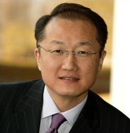 Jim Yong Kim, le président de la Banque mondiale. (Photo de Wikimedia)