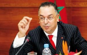 Lahcen Haddad, le ministre du tourisme du Maroc (Photo de Aujourdhui.ma)