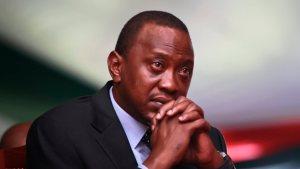 Uhuru Kenyatta, le président du Kenya (Photo d'Africa.com)