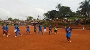 L'équipe de football de l'AVAF. (Photo de l'AVAF)