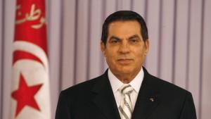 Le président tunisien déchu Zine El Abidine Ben Ali (Photo d'ABACA / lci.tf1.fr)