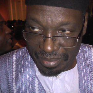 Issa Bakary Tchiroma (Photo de Cameroun.be)
