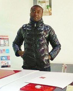 Albert Edouard Ekobo Samba (Photo de CAMFAIDS par Facebook)