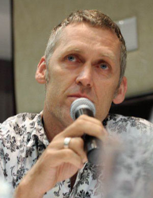 Chris Dolan. (Photo des blogs UBC)