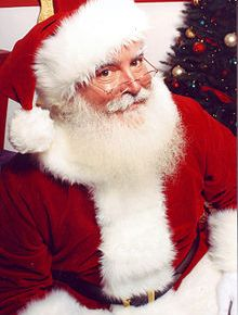 Père Noël, Père Noël, achète-moi des bébelles…où  pas.