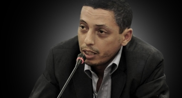 L'avocat Youssef Chahbi: « tout le monde était témoin de l'absurdité de la situation.» (Photo de LeDesk.ma)