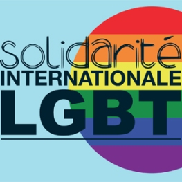 Logo de Solidarité Internationale LGBTQI