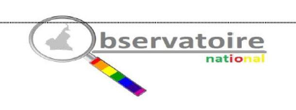 Logo de l'Observatoire National des Droits des Personnes LGBTI et de leurs Défenseurs du Cameroun