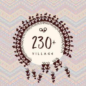 Logo du 1821 Village modifié par des militants LGBTIQ.