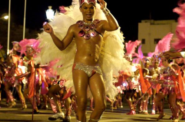 "Carnaval dans le film ""Tchinda"""