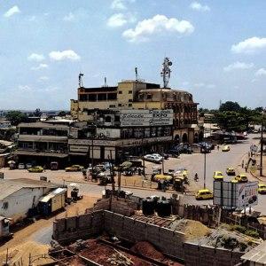Le quartier Essos à Yaoundé (Photo de Camer.be)