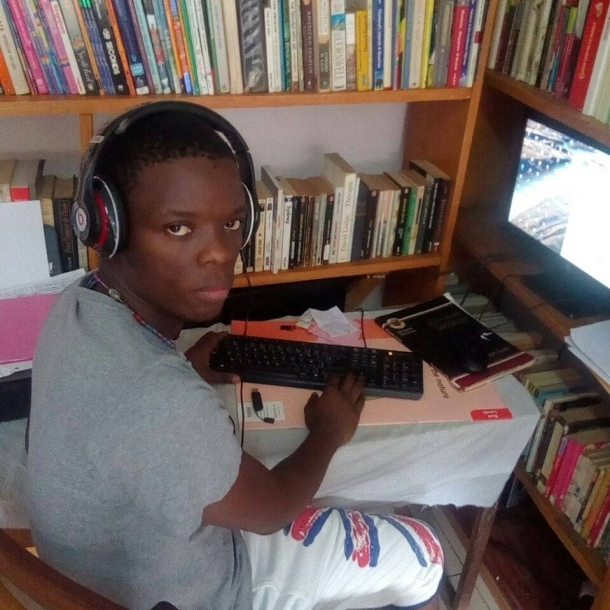 Meyo Bilounga Audrey dans le passé (Photo de Facebook)