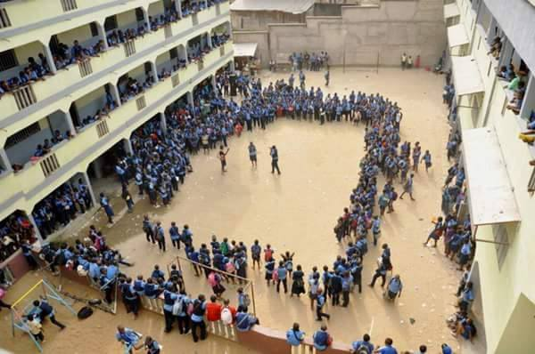 Collège Étoile à Douala (Photo de Facebook)