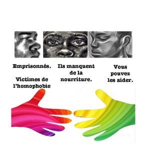 Cameroun: La générosité des donateurs nourrit 3 prisonniersgays