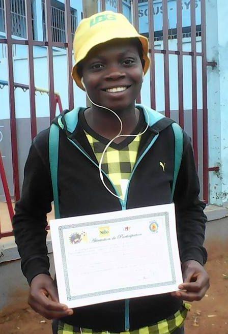 Cameroun : Assurez la sécurité de Stenie