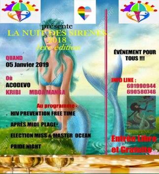 Affiche d'invitation d'Acodevo. (Photo d'Acodevo)