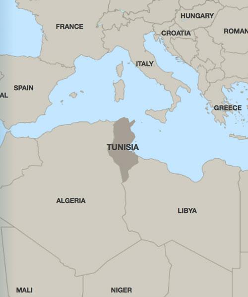 Mort (niée) dans le bloc de cellules LGBTQ+ en Tunisie