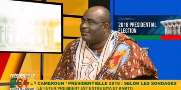 Pascal Charlemagne Messanga Nyamding paraît souvent dans les medias locaux dans le cadre de plusieurs émissions-débats politiques.