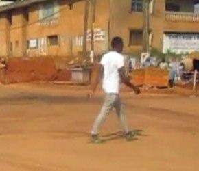 Cameroun : Violente agressiontransphobe