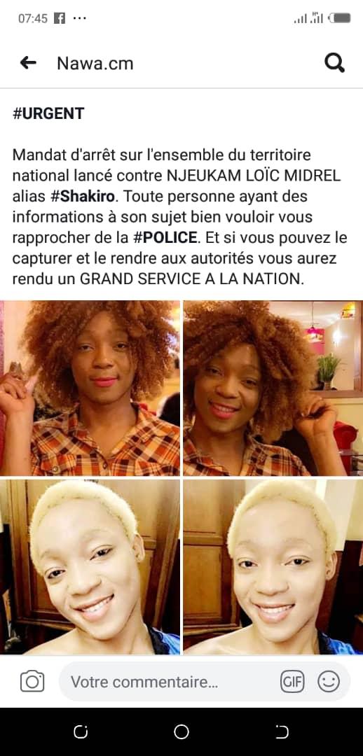 Cameroun : Transphobie à visage découvert