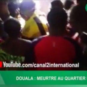 Après un meurtre au Cameroun, condamnons  ce reportage teinté depréjugés