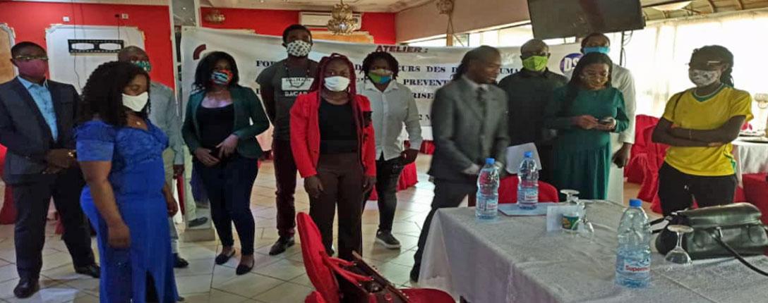 Les défenseurs des droits humains se sont réunis du 21 au 22 mai pour formuler de nouvelles stratégies pour l'ère Covid-19 au Cameroun.