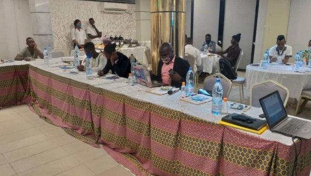 Atelier de juin 2020 sur les droits de l'homme au Cameroun.