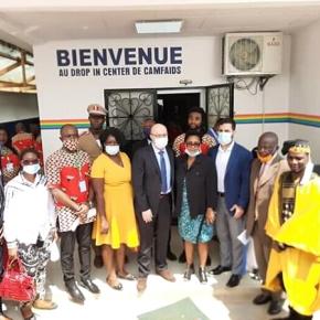 Cameroun: Avec de l'aide de l'ambassade israélienne, la CAMFAIDS peut désormais mieux lutter contre lesida