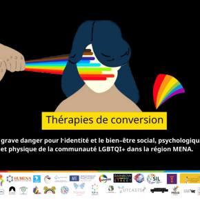Maghreb / Proche-Orient : «abolissons les thérapies de conversion!»