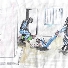 Aidez-nous à libérer deux homosexuels, exposés et arrêtés autravail